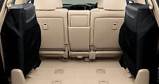 GENUINE TOYOTA LAND CRUISER 200 2015/08~ BLACK SEAT CASE COVER ☆ 08263-60030-C0