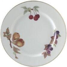 1980-Now Date Range Royal Worcester Pottery Dessert Plates