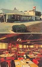 Downers Grove Illinois Last Word Multiview Vintage Postcard K38170