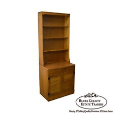 Delicieux Ethan Allen Custom Room Plan Cabinet Base Bookcase Hutch