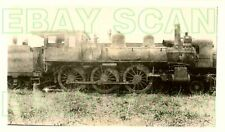 8C461 RP 1910s/40s? CANADIAN GOVERNMENT RAILWAYS 4-6-0 ENGINE #604
