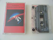 VAN MORRISON INARTICULATE SPEECH OF THE HEART CASSETTE TAPE POLYDOR UK 1983