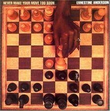 Ernestine Anderson - Never Make Your Move Too Soon [New SACD] Hybrid SACD