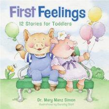 First Feelings: Twelve Stories for Toddlers (Hardback or Cased Book)
