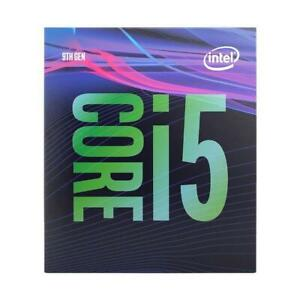 INTEL CORE i5-9400 6 CORE 2.90GHZ-4.10GHZ CPU BOX SRELV 9TH GEN GARANZIA 3 ANNI
