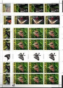 / 12X NIUAFO'OU - MNH - BUTTERFLY - WHOLESALE
