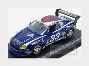 Maserati Gransport Trofeo Light Gran-Am Championship 2004 Edicola 1:43 MASCOL008