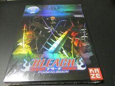 "COMBO BLU-RAY + DVD NEUF ""BLEACH, FILM 3 - FADE TO BLACK"" manga"