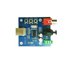 NEW PCM2704 USB DAC to S/PDIF Sound Card Decoder Board 3.5mm Analog Output F/PC
