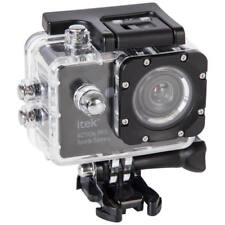 ITEK 1080p FULL HD IMPERMEABILE macchina fotografica di azione (2 Pollici Display) - Nero