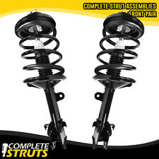 2001-2002 Acura MDX Front Quick Complete Struts & Coil Spring Assembly Pair