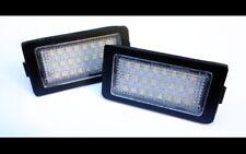 BMW E38 7 Series M Euro LED Number License Plate Lights Lamp Modul AC Hamann
