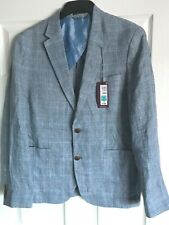 MARKS AND SPENCER LUXURY LINEN MENS JACKET SIZE CHEST 40 IN / 102 CM