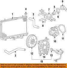 KIA Car Truck Cooling System Hoses Cls For Sale Ebay. KIA Oem 1115 Optima Radiatorupper Hose 254143s000. KIA. 05 KIA Sorento Heater Hose Diagram At Scoala.co
