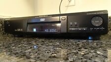 DVD Player  SONY DVP-S330 Home Stereo Deck  - Tested & Works