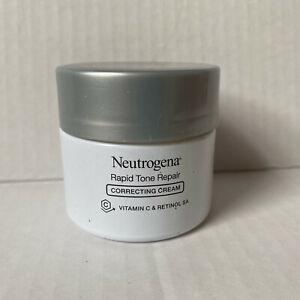 Neutrogena Rapid Tone Repair Correcting Cream 1.7oz Exp 03/2022