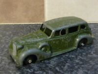DINKY TOYS No.39A PACKARD SUPER 8 TOURER CAR GOOD SOLID CONDITION