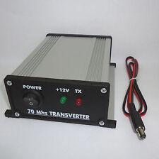 70 to 28 MHz ASSEMBLED TRANSVERTER 4meters 4m 70mhz VHF UHF Ham Radio