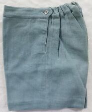 Aertex shorts vintage 1930s school uniform sports kit Grey boy girl child UNUSED
