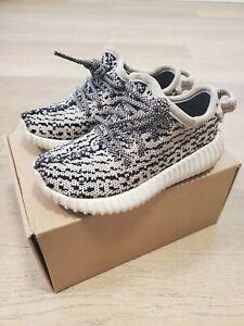 *Rare* 100% Adidas Yeezy Boost 350 Infant Turtle Dove sz 7k Baby Yeezys Toddler
