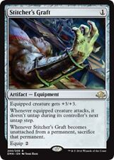 MTG Magic - (R) Eldritch Moon - Stitcher's Graft FOIL - SP