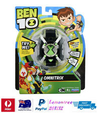 Ben 10 Omnitrix 40+ Alien Phrases and Sound FX Kids Toy Gift Wearable Boys Watch