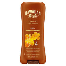 Hawaiian Tropic Dark Tanning Lotion SPF 4, 8-Fluid Ounce