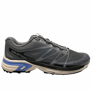 Size 8 -  2020 Salomon S/lab XT Wings 2 Advanced Grey / Silver / Blue 413961