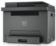 New Dell All-in-One Laser Color Wireless Printer E525w