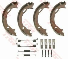 CHRYSLER 300C 3.0D Handbrake Shoes Set 2009 on Hand Brake Parking TRW 68020626AA
