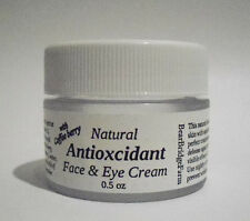 Bear Bridge Farm Antioxcidant Face & Eye Herbal Cream, 0.5 oz, Anti-aging