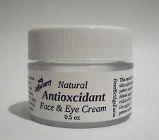 Bear Bridge Farm Antioxcidant Face & Eye Herbal Cream, 0.5 oz, Anti-aging