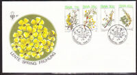 South West Africa 1984 Spring Flowers First Day Cover 47