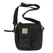 Carhartt WIP Small Essentials Bag schwarz Umhängetasche Schultertasche