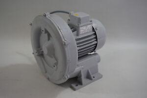 Elektror SD 22/M Seitenkanalverdichter, Hochdruckventilator, Seitenkanalgebläse