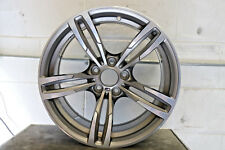"1 x ORIGINALE BMW 437m 19 "" CERCHIO IN LEGA M2 M3 M4 F82 F83 metallico"