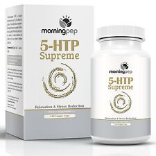 5-HTP SUPREME 120 Vegetarian Caps, Is A Custom Formulated Natural Relaxation ...