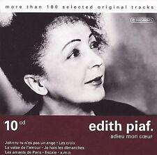 Adieu Mon Coeur [Box] (CD, Apr-2006, 10 Discs, Documents Classics) NEW SEALED