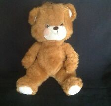 "Large Vintage Morgan Teddy beddty Bear 18"" Tall Doux Peluche couette Toy"