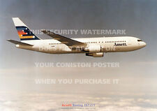 ANSETT BOEING 767 277 AERIAL A3 COLOUR POSTER PRINT PICTURE PHOTO IMAGE