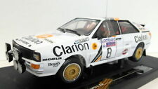 Voitures, camions et fourgons miniatures blancs pour Audi 1:18