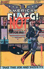 American Flagg! # 8 (Howard Chaykin) (USA, 1984)