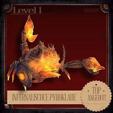 » Infernalische Pyroklaue | Infernal Pyreclaw | WoW Legion 7.3 Haustier «