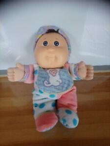 Poupée poupon bébé Cabbage Babyland kid grelot vintage
