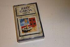 JERRY GARCIA GARCIA 1987 GRATEFUL DEAD UK CASSETTE - SEALED