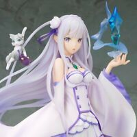 ✭Authentic✭ MegaHouse Re: Zero Starting Life in Another World: Emilia 1/8 Figure