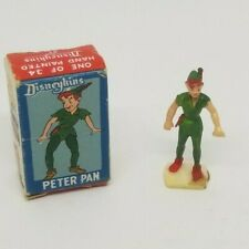 Disneykins Peter Pan By Marx 1961 With Box