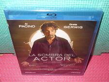 LA SOMBRA DEL ACTOR - BLU-RAY - AL PACINO - NUEVO
