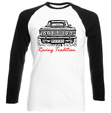 POLISH FIAT 125P RACING TRADITION 3P - NEW COTTON TSHIRT - ALL SIZES IN STOCK