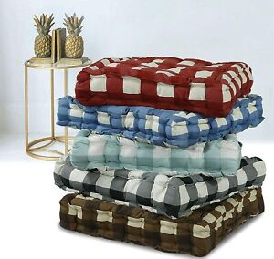 Booster Cushion Large Firm Square Seat Pad Cushion Elderly Post Op